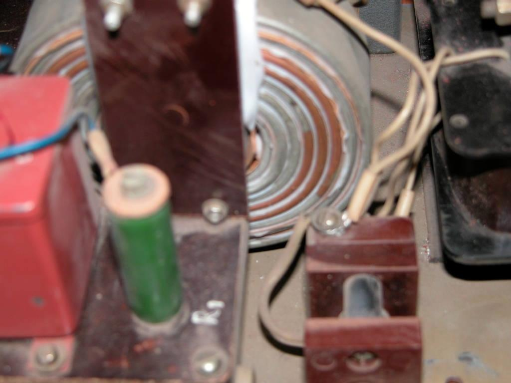 Осциллятор из катушки зажигания